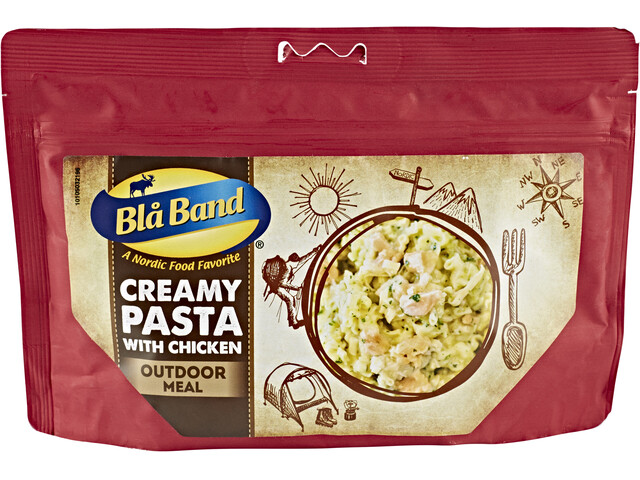 Bla Band Outdoor Meal 430g Creamy Pasta with Chicken